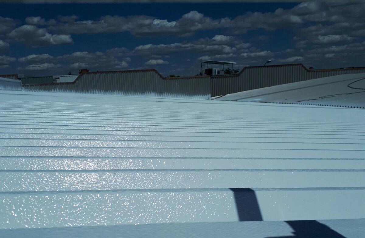 Nave industrial en madrid mejora aislamiento t rmico - Aislamiento termico techos ...