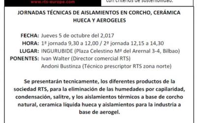 Ingurubide Bilbao se presento el Fabricante Revestimientos Eficiencia Energética Edificatoria